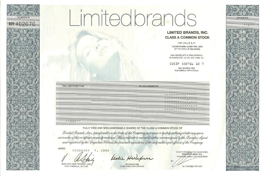 home list of companies limited brands large certificate