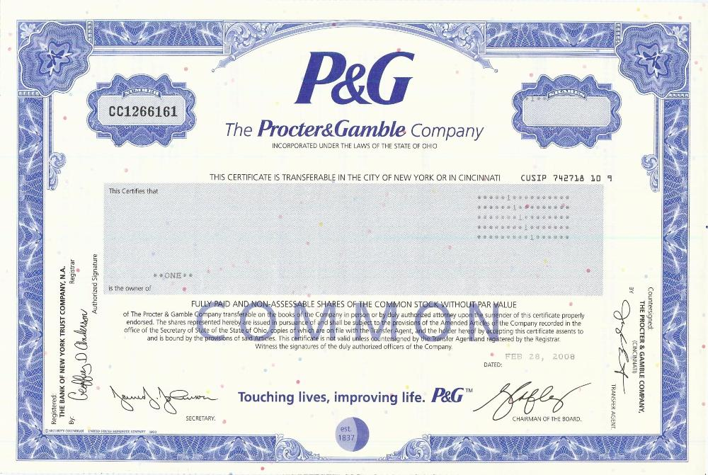 Sample stock certificate free printable documents for Corporate bond certificate template