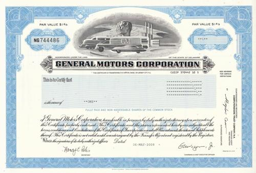 general motors company profile