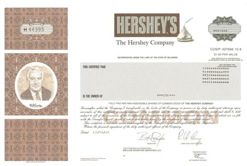 hersheys company profile Since 1894, the hershey company has been an iconic snacks company for great snacks in a digital age, hershey employees use microsoft office 365 productivity tools to transform enterprise.